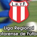 Se sorteó el fixture del fútbol mayor de la Totorense