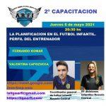 Liga ARFI: segunda capacitación a entrenadores