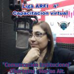 Liga ARFI: cuarta capacitación virtual