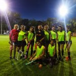 Hockey: amistoso entre Independiente y Argentino