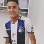 Luciano Viano se destaca en la quinta división de Talleres