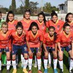 Nadia Capó titular en el triunfo de Español