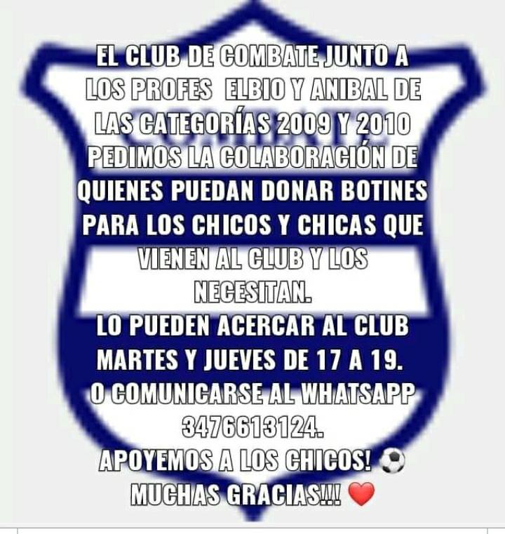 club combate san lorenzo