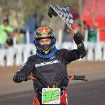 Motociclismo: Podio para Elías Gómez