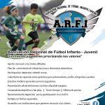 Programación de Liga ARFI