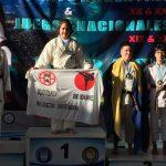 Podio para karatecas de nuestra región