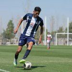 Luciano Viano convirtió un gol olímpico para Talleres